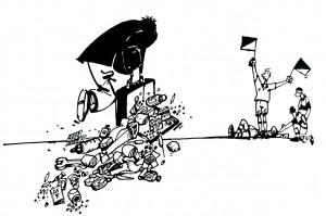 illustration de Roger Blachon